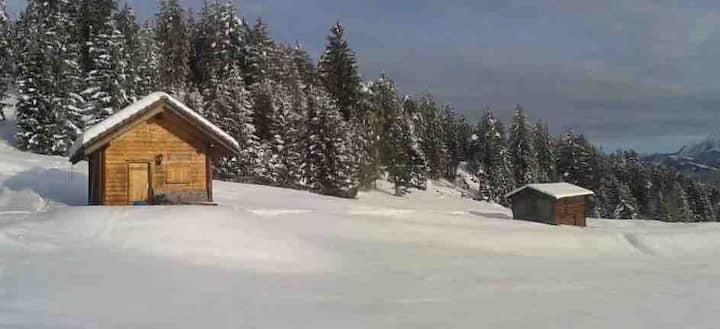 Cottage Lavanuz Laax - Magic Holidays