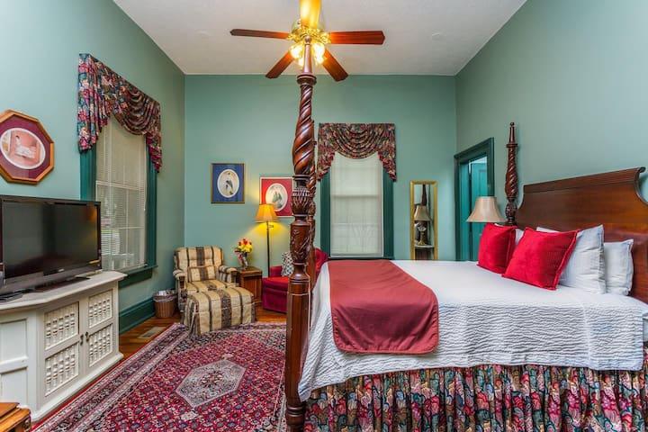Spencer House Inn Bed & Breakfast - Room 100