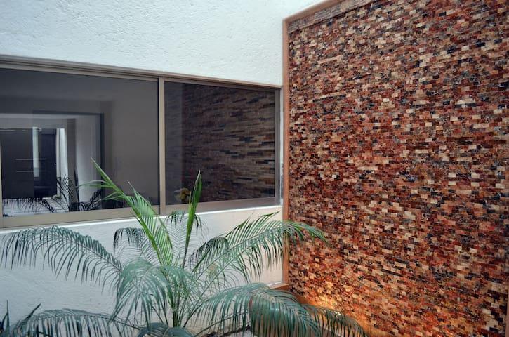 hermoso departamento privado en cuernavaca. - Cuernavaca - Daire