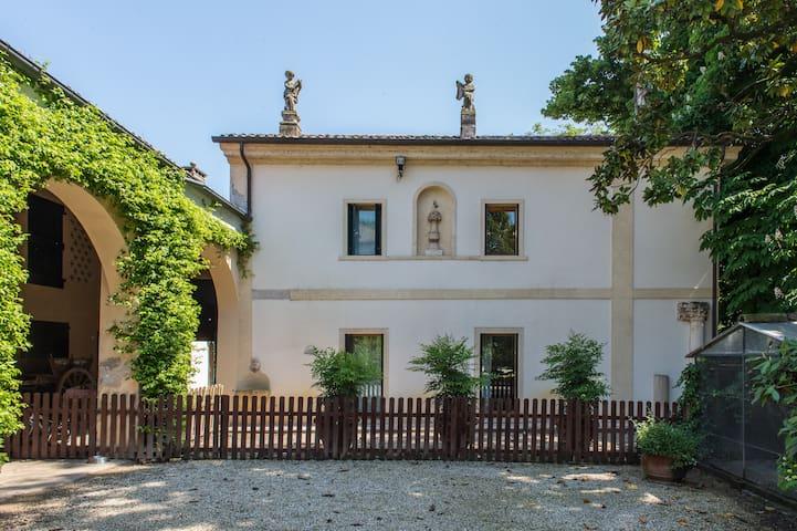 Soggiorna nel verde - Casa Tiglio - Montegalda - Apartment