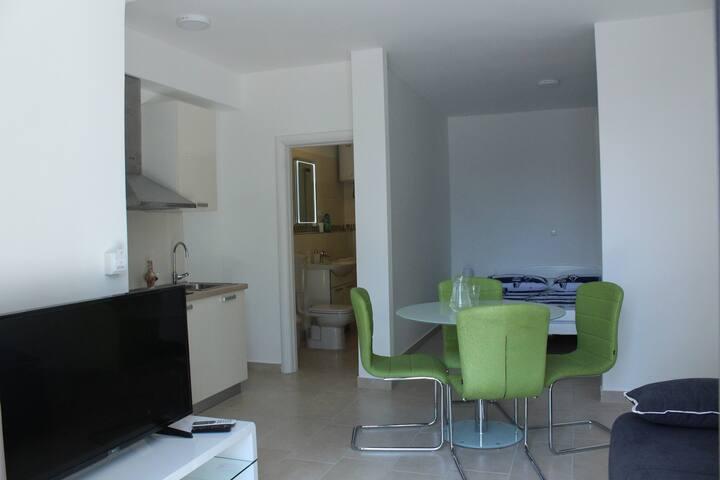 Studio apartman Ivekk