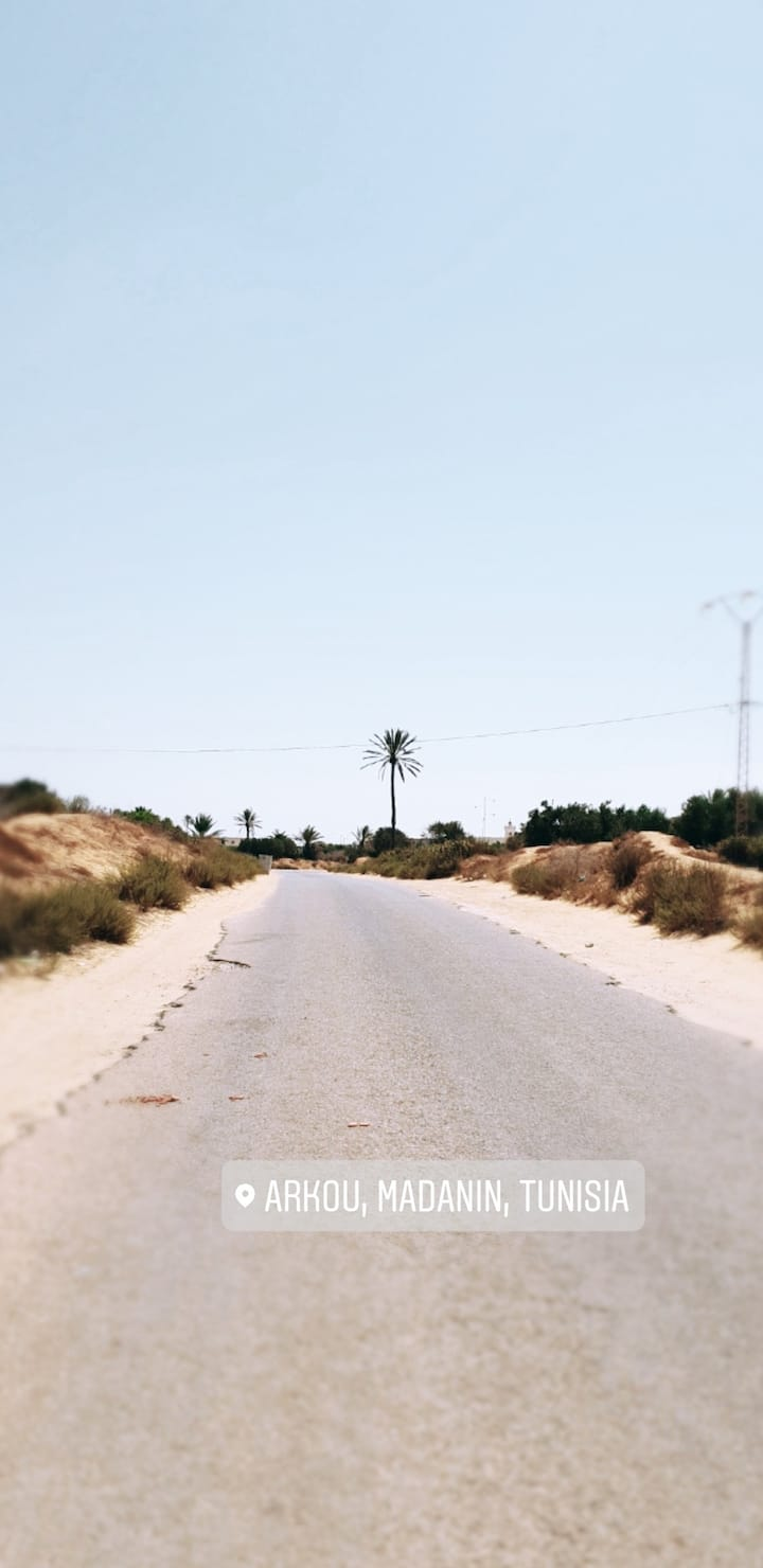 Dar el Makhzen, Djerba Paradis