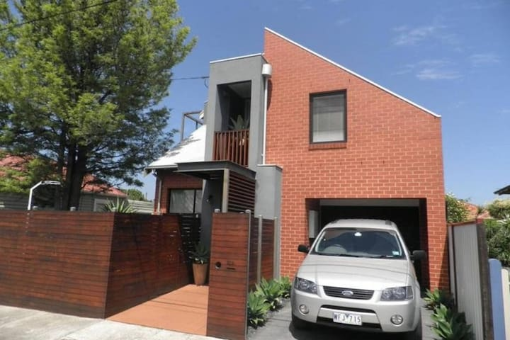 Lovely bright home for rent - Seddon - Maison de ville