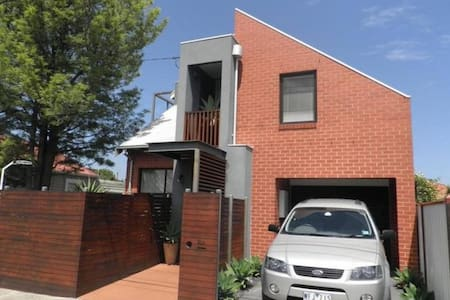 Lovely bright home for rent - Seddon - Reihenhaus