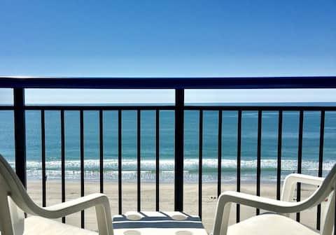 Beautiful view - Oceanfront condo