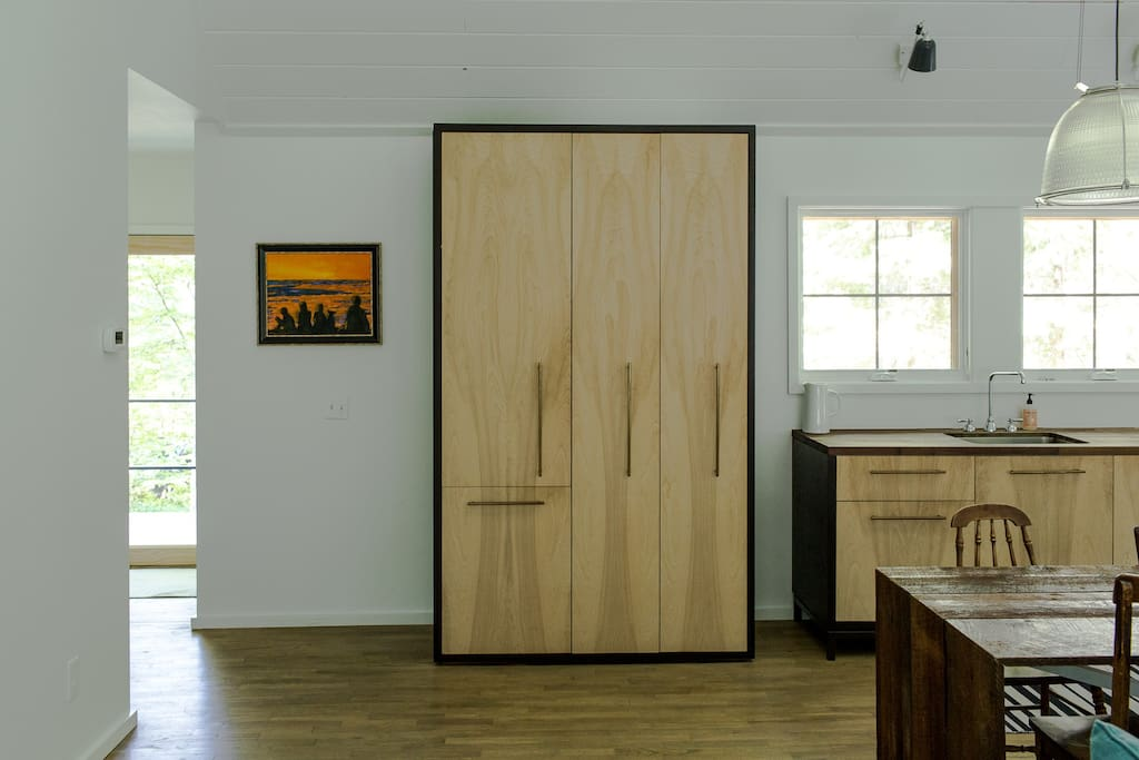Custom Kitchen cupboards