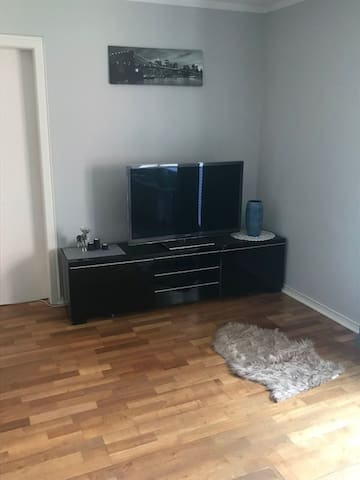 Wohnzimmer, TV-Ansicht