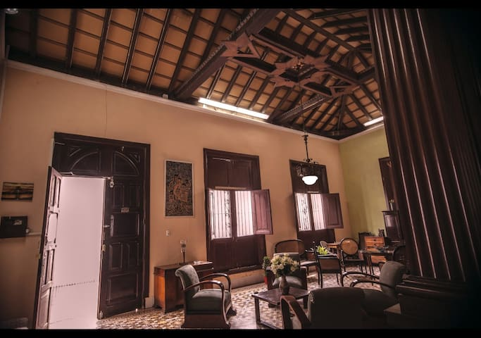 Casa Colonial 1893 (Habitación #4)