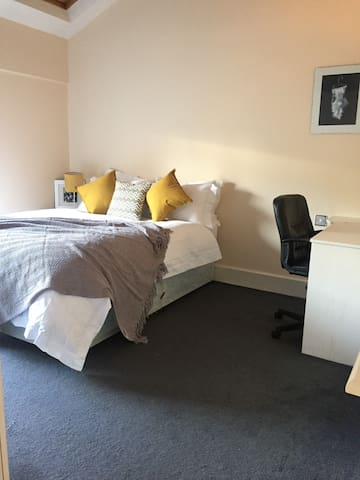 Cosy double room flat in Nottingham city center - Nottingham - Apartament