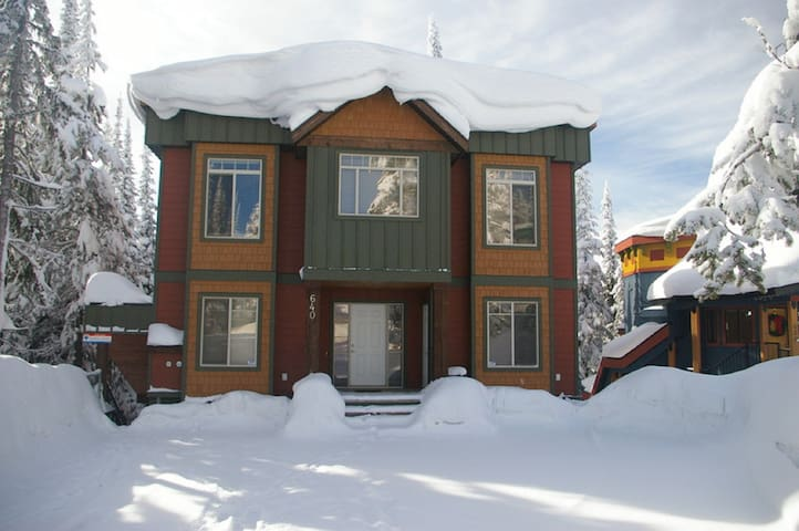The Guilt Suite - Upscale 2 Bed / 2 Bath + Hot Tub - Silver Star Mountain - Pis