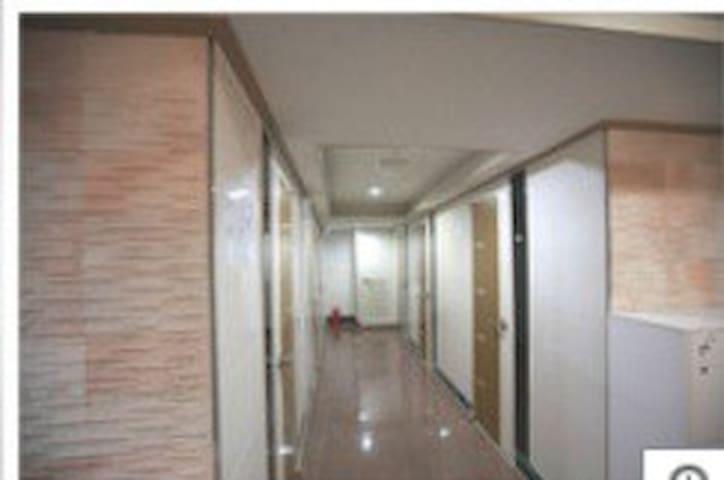 Hong-dae & Shin-chon Private shower room(205) - 西大門區(Seodaemun-gu) - 家庭式旅館