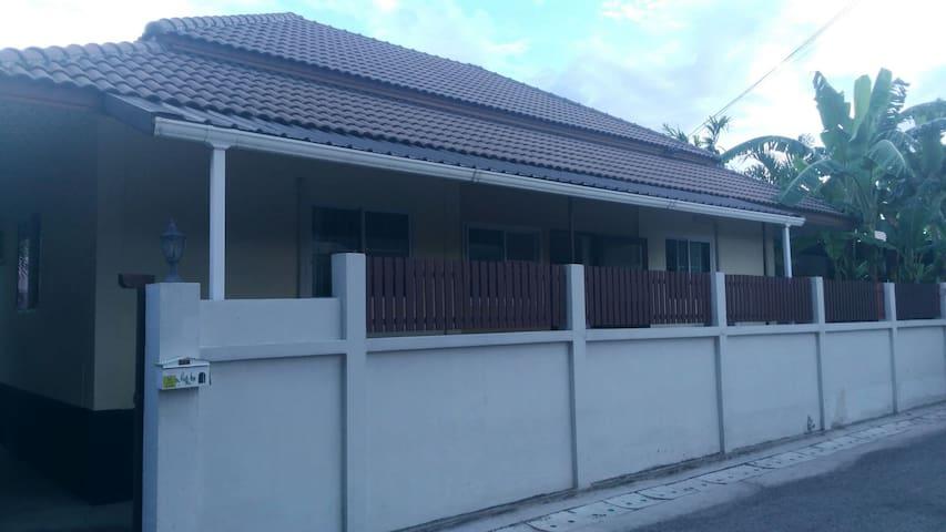 House for Rent ,1floors (Raised floor), Maehia CNX