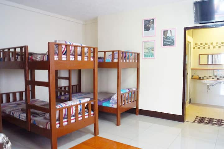 B&J Guest House (Dorm Type Room for 10)