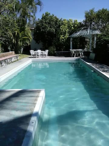 Casita en Santa Fe Club de Golf - Xochitepec - Flat