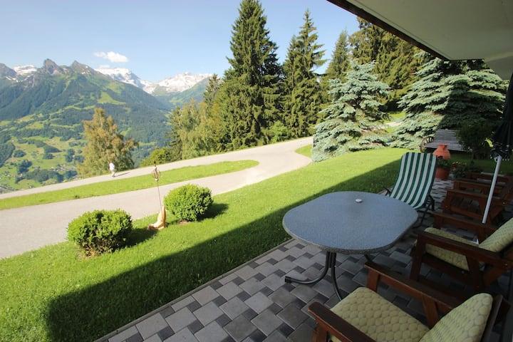 Appartement calme dans le Vorarlberg avec balcon