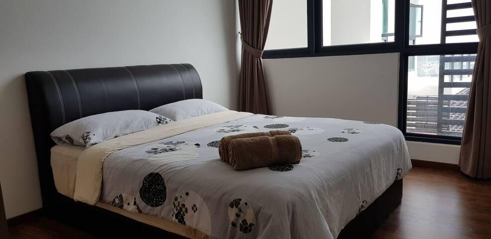 Quality Stay Lodge @ Vivacity Megamall Kuching