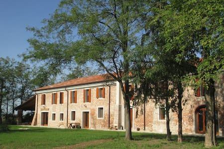 Antico Mulino del '500 nella pianura veronese