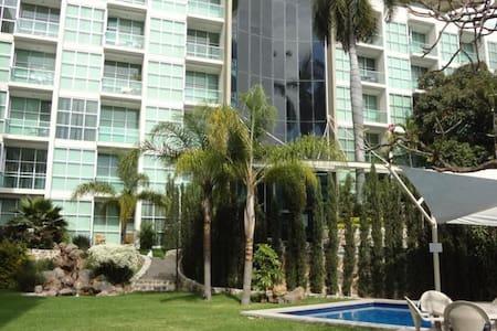 Loft planta baja en condominio - Cuernavaca