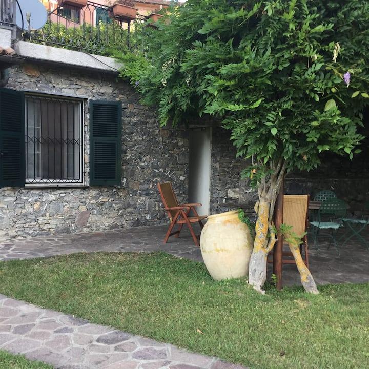 La casa del comandante vicino ad Alassio