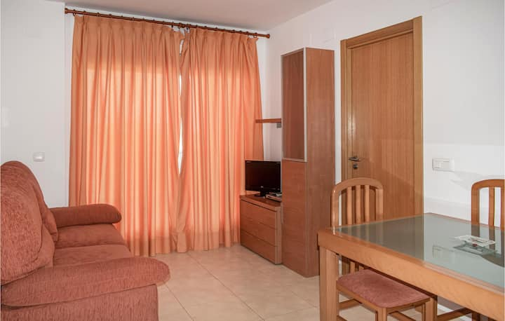 Holiday apartment with 2 bedrooms on 48m² in Oropesa del mar