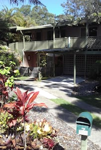 Magical rainforest retreat near ocean, 2 beds - Nambucca Heads - Apartamento
