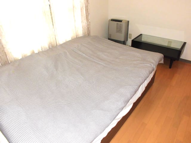 Hakodate Goryokaku cozy apartment[WiFi avairalbe] - Hakodate-shi - Appartement