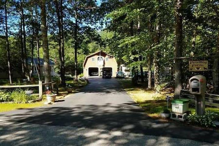 PawDog Farm and Retreat - CAMPER