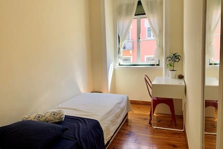 Private, Bright and Safe Room in Lisbon