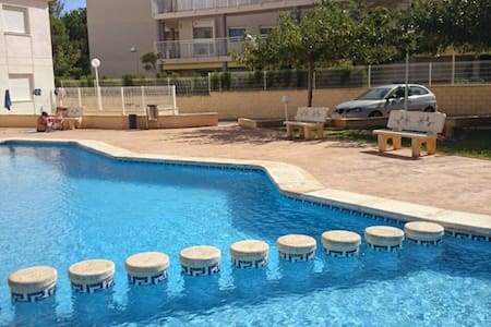 Apartment - 100 m from the beach - Alcossebre