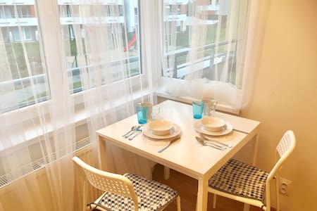 Apartment near the airpot, 20 min to city center - Praga