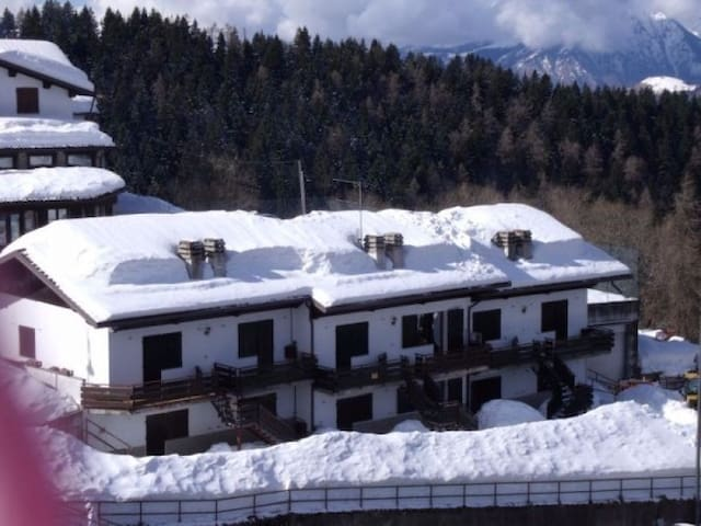 "Margherita ""snow paradise"" Monte Pora"