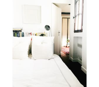 Zen one Bedroom in the heart of the Marais - Paris
