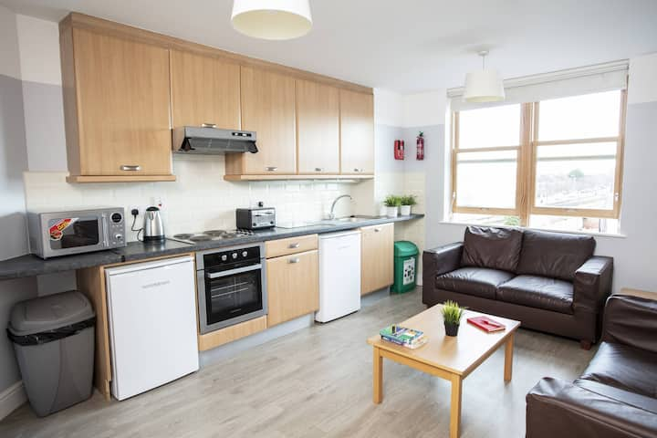 1 Bedroom Apartment - Griffith College 2 Pax.