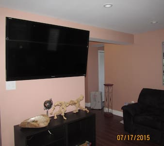 1 bedroom apt, safe and tranquil neighborhood - Staten Island - Apartment