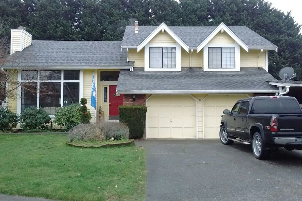 Private Entrance Room And Bath Houses For Rent In Kent Washington United States