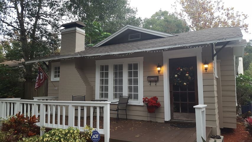 South Tampa Bungalow