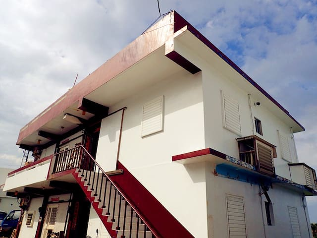 GL Adventurer Guesthouse (private room for 4P) - Lvdao Township - Bed & Breakfast
