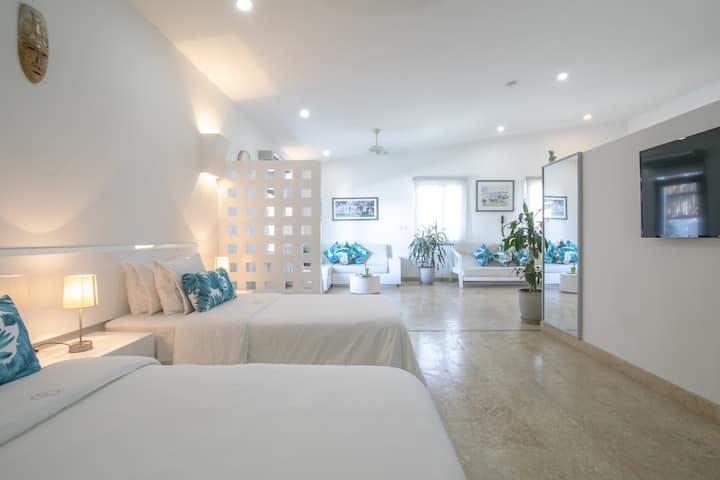 El Cactus Apartamentos (PresidencialTriple)