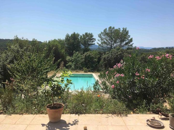 Chambres d'hôtes au coeur de la Provence