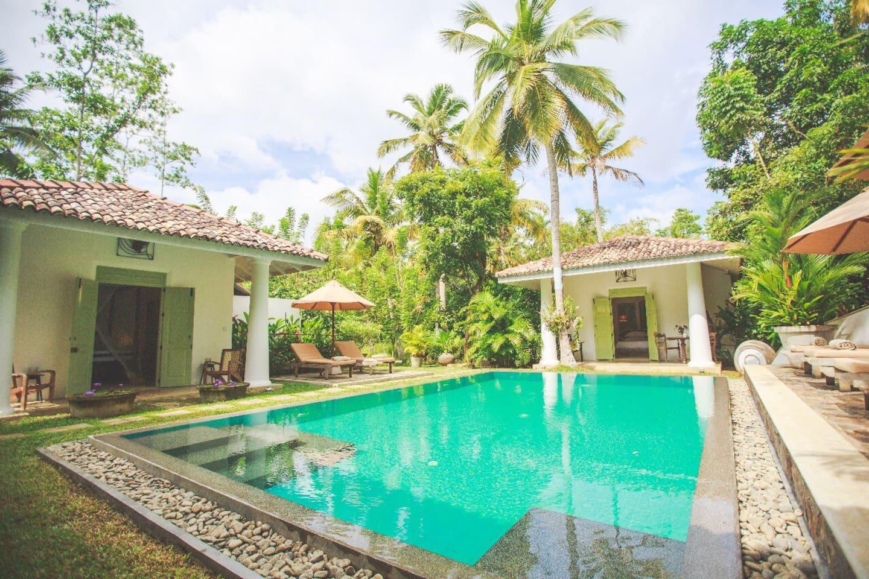 Mr.T Familysuite. - Houses for Rent in Ahangama, SP, Sri Lanka