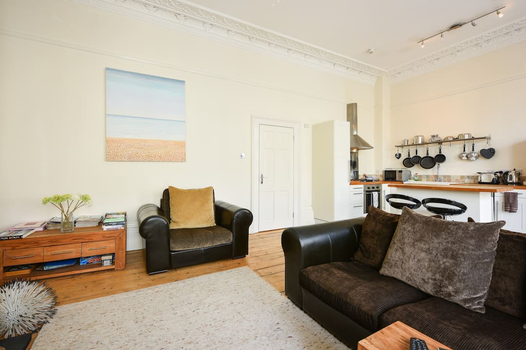 Gorgeous brighton flat by the sea apartamentos en - Apartamentos baratos en brighton ...