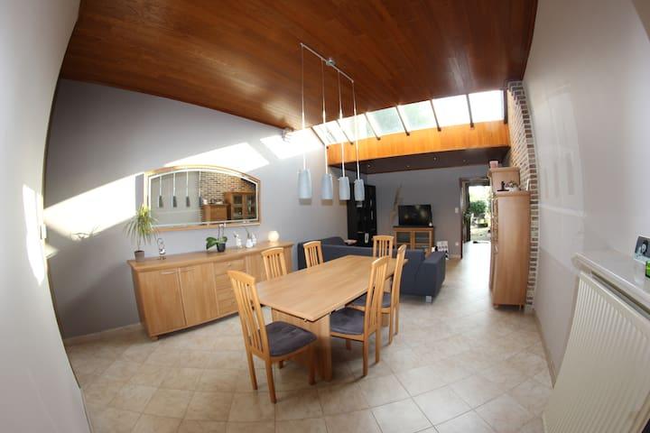 Gezellig huisje centrum Wetteren - Wetteren - House
