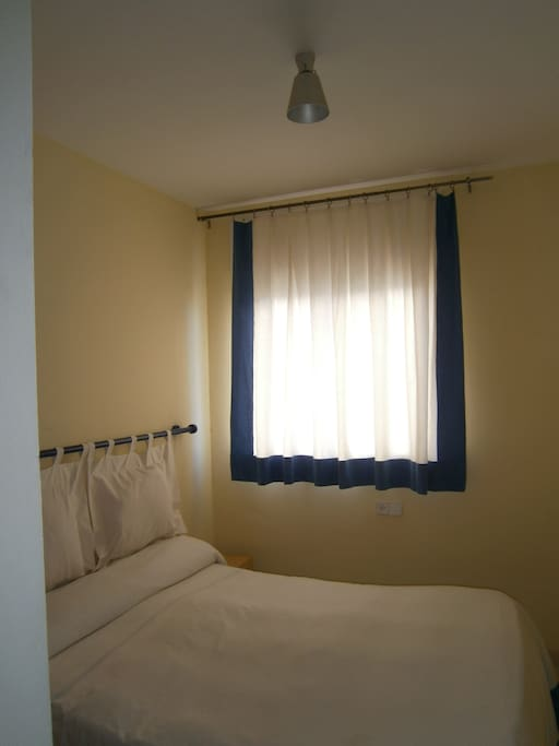 habitación doble cama 135