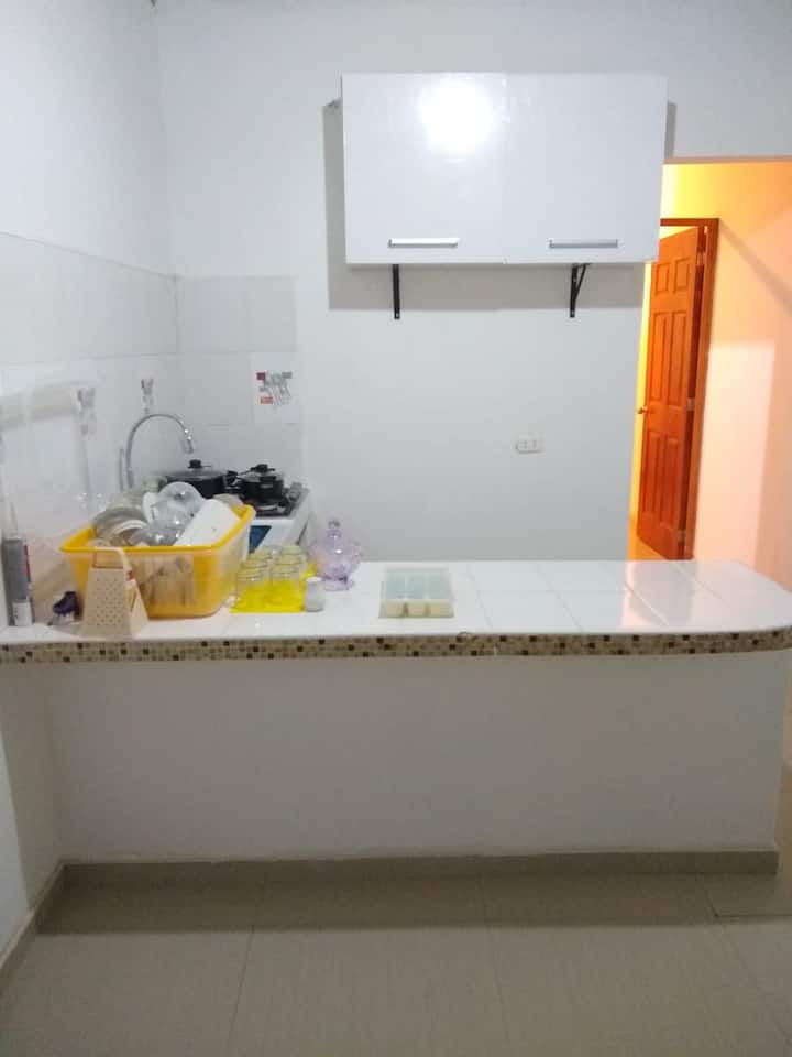 Minidepartamento en Zorritos