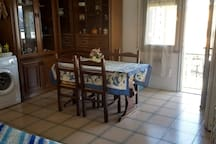 Independent house 5 min from the Ottobiano circuit