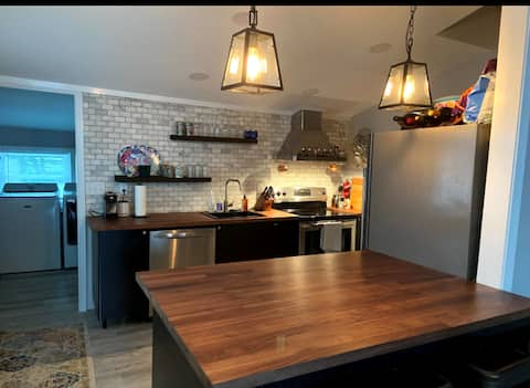 Newly-Renovated Chestertown Charmer