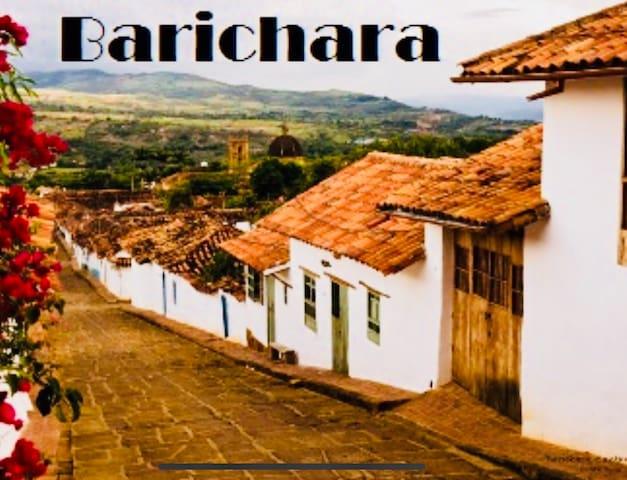 """Barichara... """"El pueblito más lindo de Colombia"""""""
