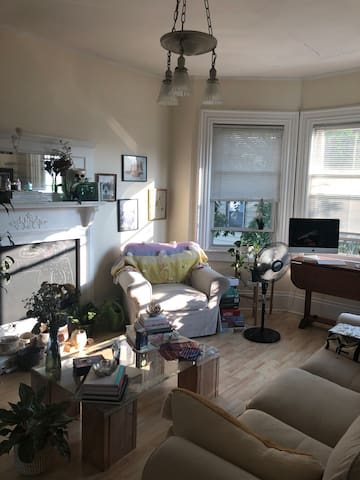 Bright and Airy Shared Stay