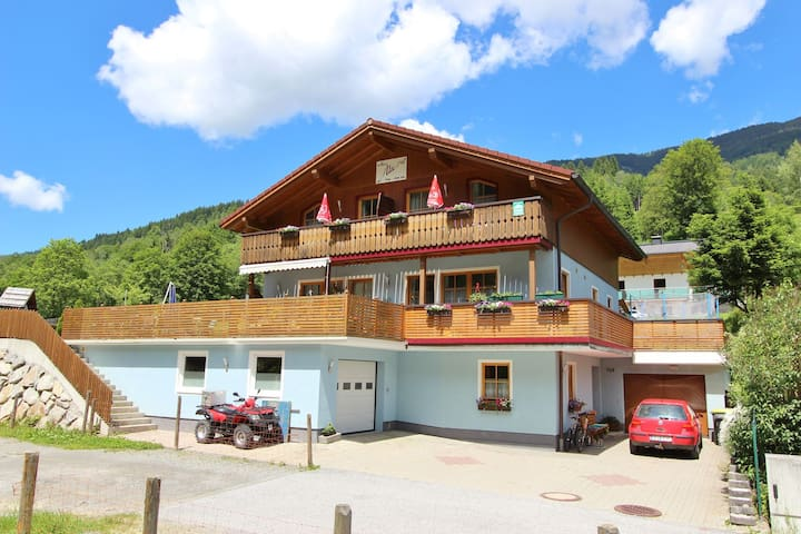 Cozy Apartment in Saalbach-Hinterglemm near Ski Area