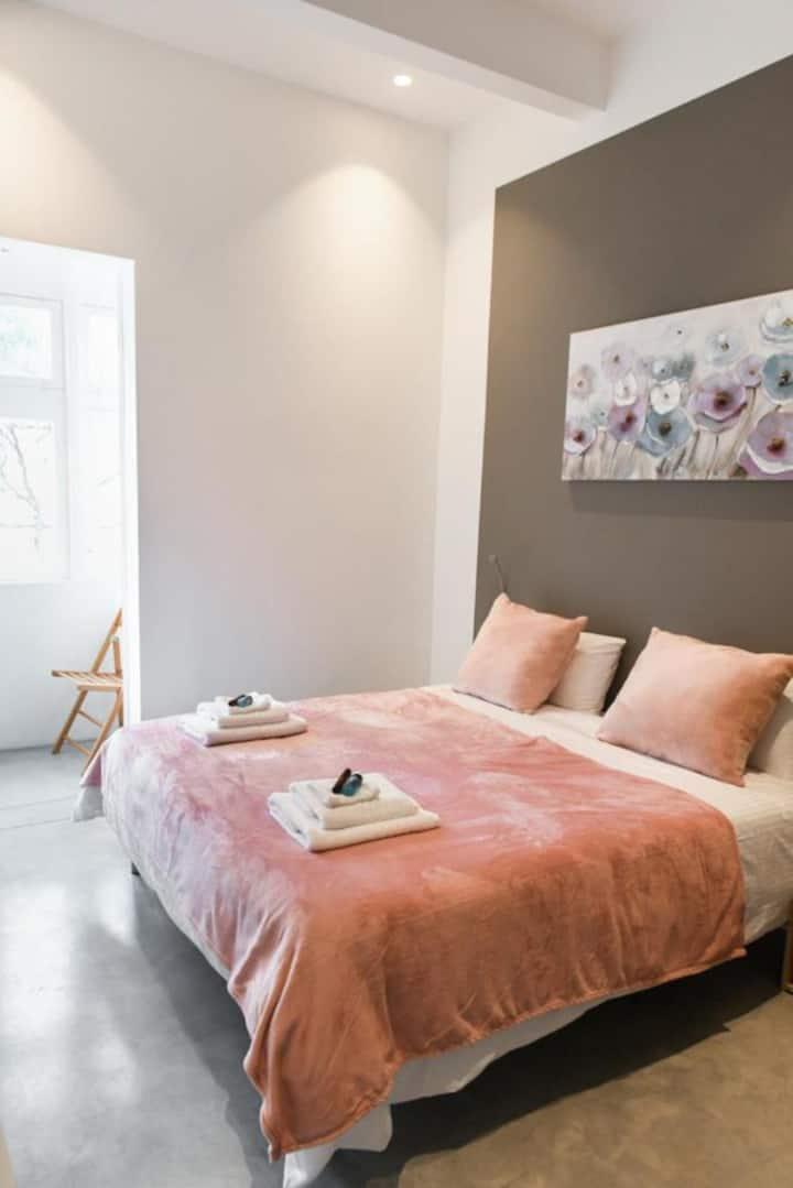 Comfortable double room in Pietà - B&b Marina
